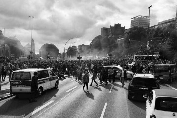 manifestation populaire