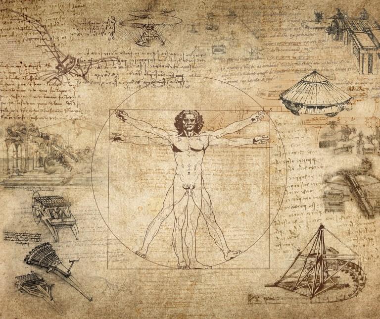 https://oparleur.fr/wp-content/uploads/2019/07/collage-2231082_1280.jpg, citation Léonard de Vinci