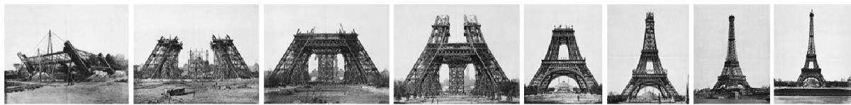 15 mai 1885 Tour Eiffel