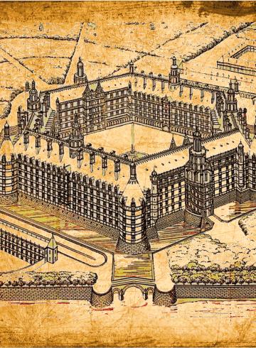 Abbye Thélème Utopie Voyage en utopie 2 François Rabelais
