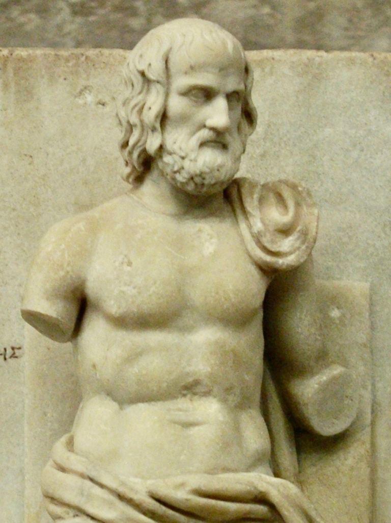 Illustration des citations d'Euripide