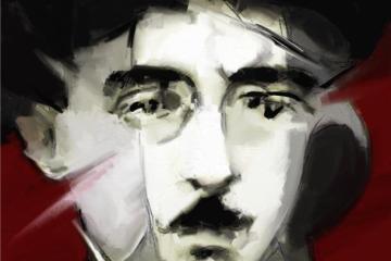 Illustration des citations de Fernando Pessoa