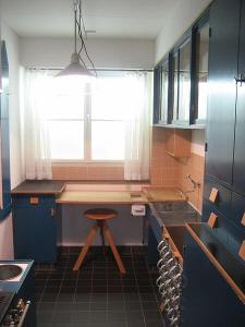 "A ""Cozinha de Frankfurt"" (Foto: 8linden Frankfurter Küche, Christos Vittoratos)"