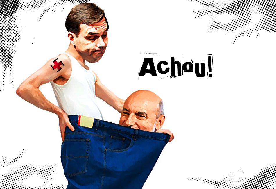 """""""Oi, sumido"""", Queiroz é encontrado e preso em Atibaia"""