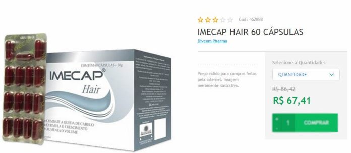 preco-imecap-hair