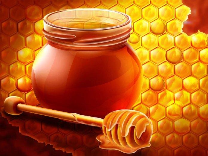 Benefícios do mel para a saúde