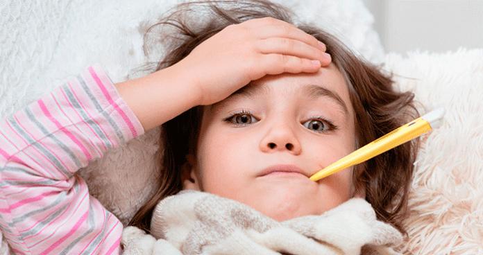 sintomas da febre