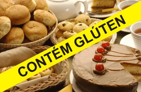 Contém Gluten