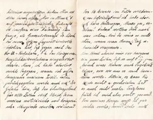 Biref Albert Schorer 17.10.1917 02