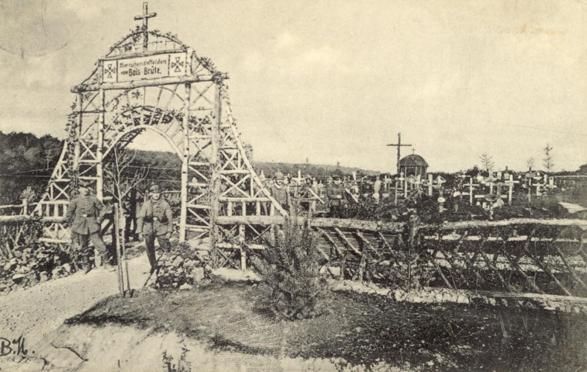 02.07.1915: Auch der Römer liegt dort
