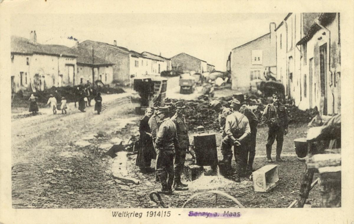 21.06.1915: Freude über Pakete