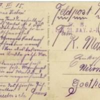 17.03.1915: Hero's graves