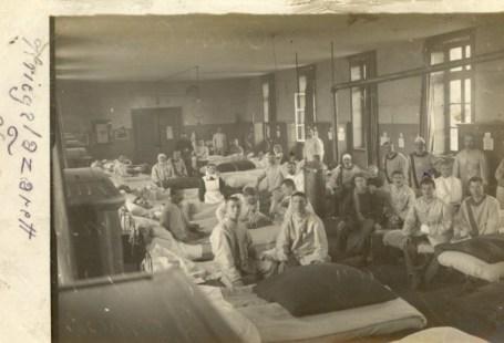 Fotografie Erster Weltkrieg Sedan