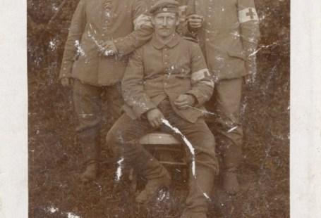 Fotografie Erster Weltkrieg