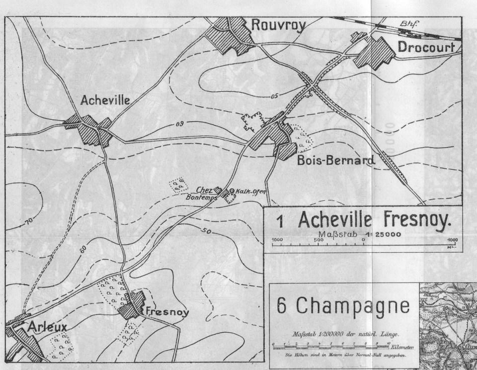 Karte Fresnoy