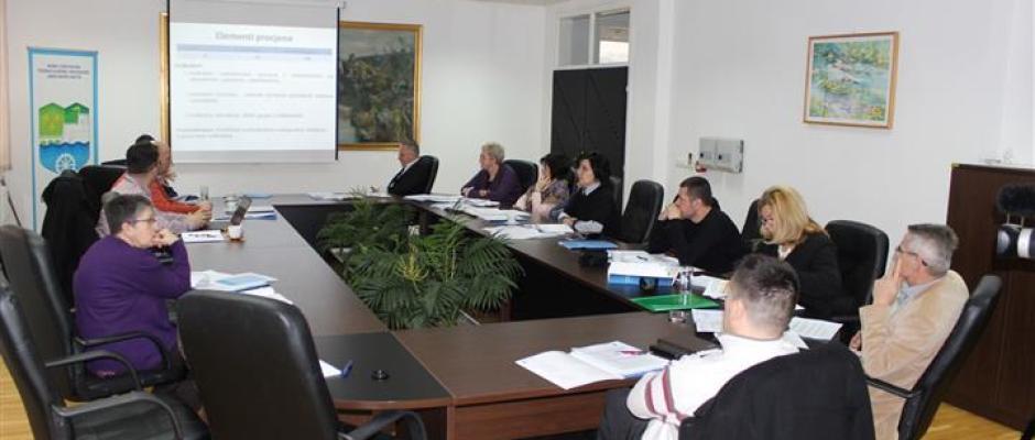 MEG projekt: Prezentiran izvještaj o procjeni učinka na polju dobre uprave u Bosanskoj Krupi