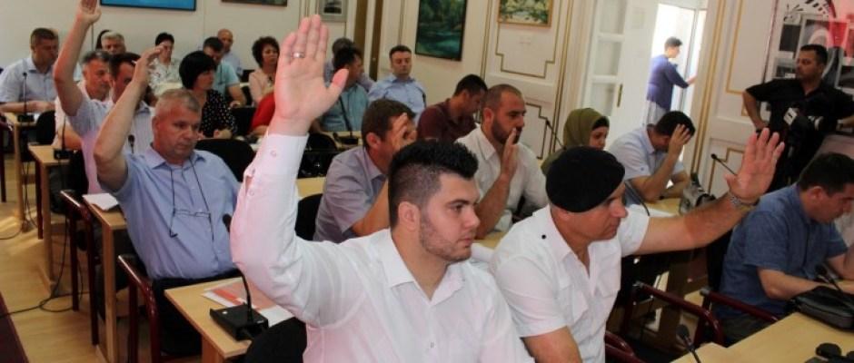 Završena 10. redovna sjednica Općinskog vijeća Bosanska Krupa