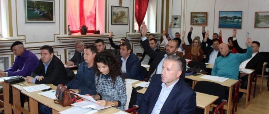 Održana 13. sjednica OV Bosanska Krupa: Za putnu infrastrukturu od naknada za korištenje državnih šuma i cesta 283 hiljade KM