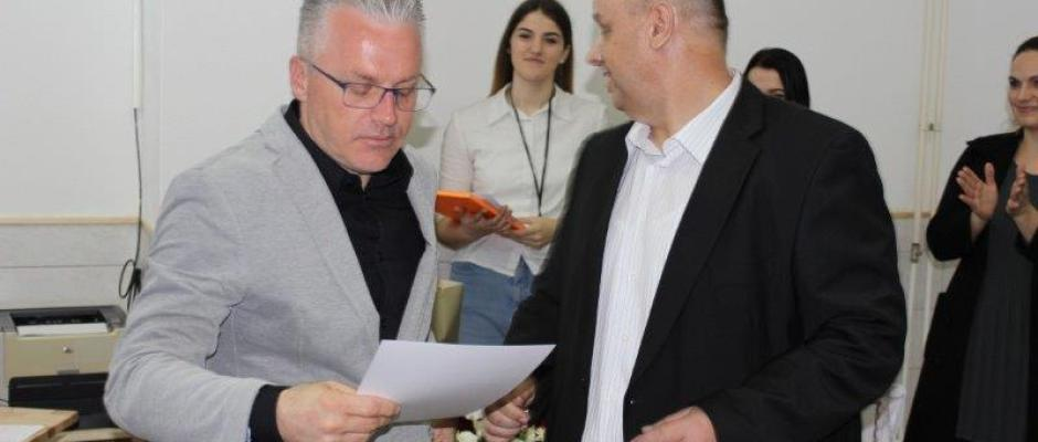 """U MSŠ """"Safet Krupić"""" otvoren kabinet """"CNC Praktikum"""""""