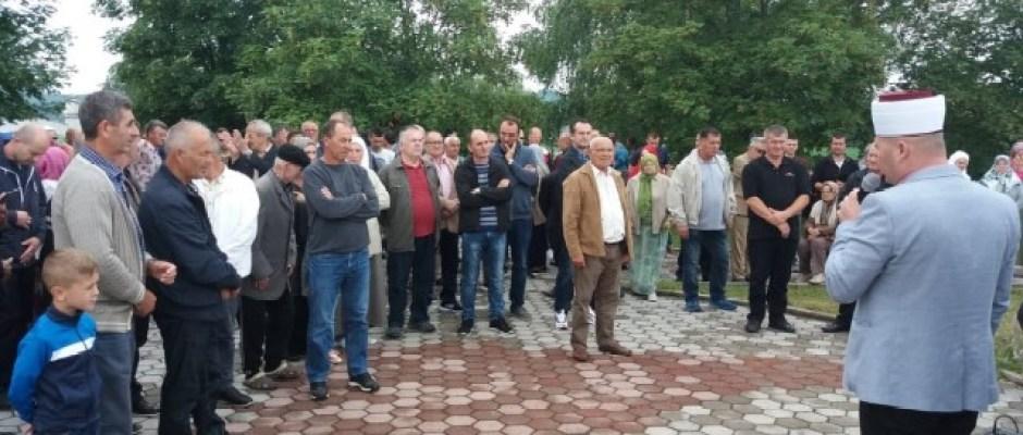 Dan šehida u Bosanskoj Krupi: Odana počast za 503 bosanskokrupska borca
