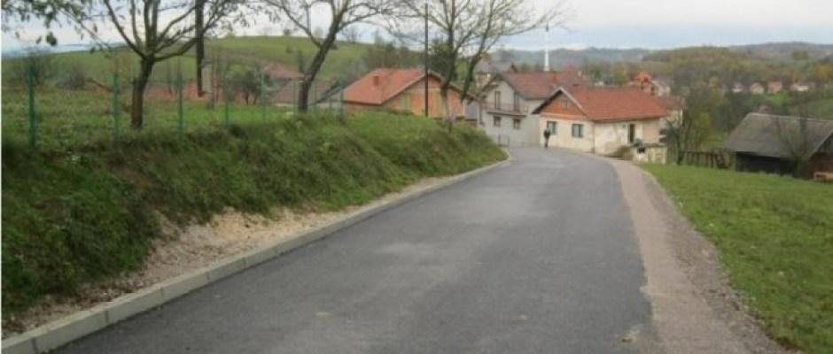 Nastavlja se gradnja puteva Crkvina i Šabići, većina sredstava obezbijeđena kroz IFAD