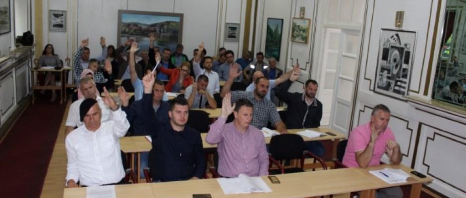 """Održana tematska sjednica Općinskog vijeća Bosanska Krupa o radu JKP """"10. Juli"""""""