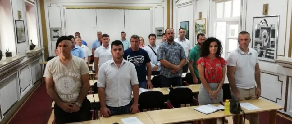 Održana 33. redovna sjednica Općinskog vijeća Bosanska Krupa