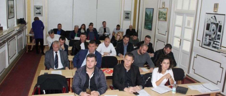 35. redovna sjednica OV Bosanska Krupa: Usvojena većina razmatranog materijala, nastavak u petak