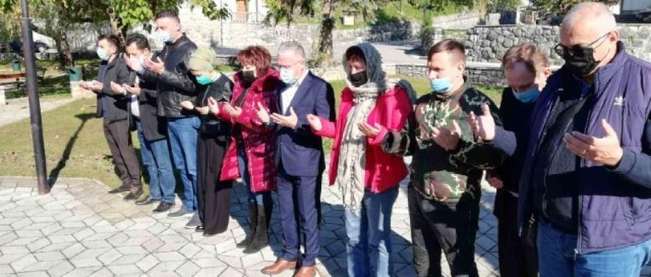 U Bosanskoj Krupi obilježena 28. godišnjica formiranja 5. korpusa Armije RBiH
