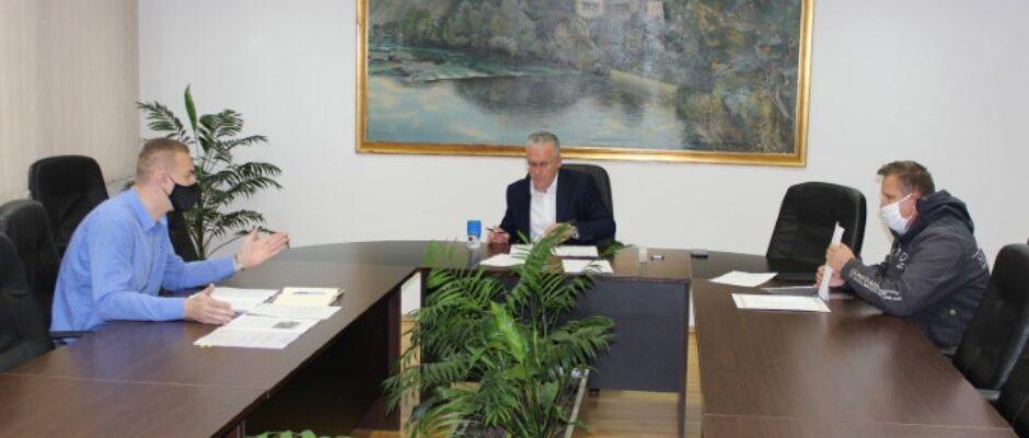 Potpisan ugovor o uređenju Starog grada PSET uz izgradnju pokretne pozornice