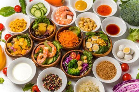 7 Diferentes tipos de dietas vegetarianas