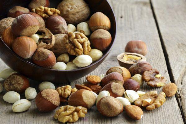 5 Beneficios de los frutos secos para la salud