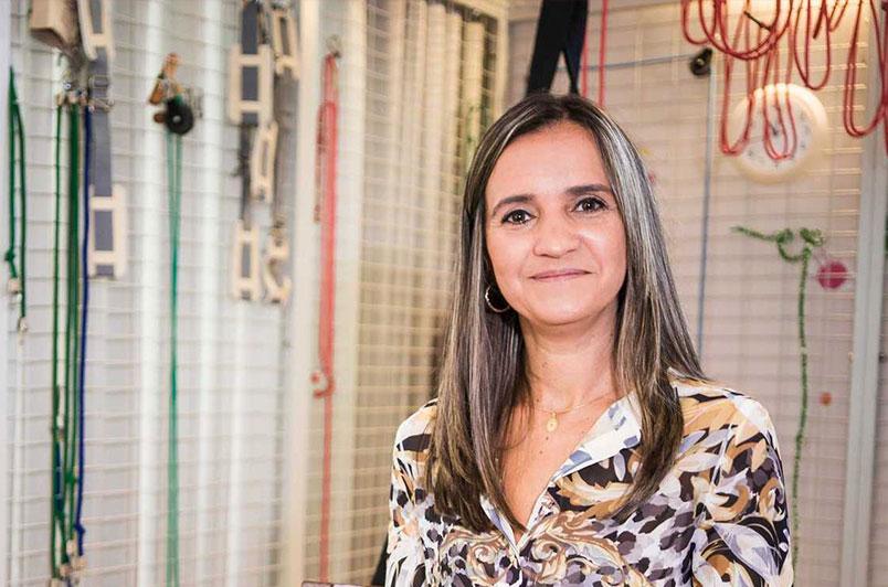 CARLA DIAS, PRESIDENTA DEL OPCM: «LA CANNABIS NO ES UNA DROGA, SINO UNA PLANTA MEDICINAL»