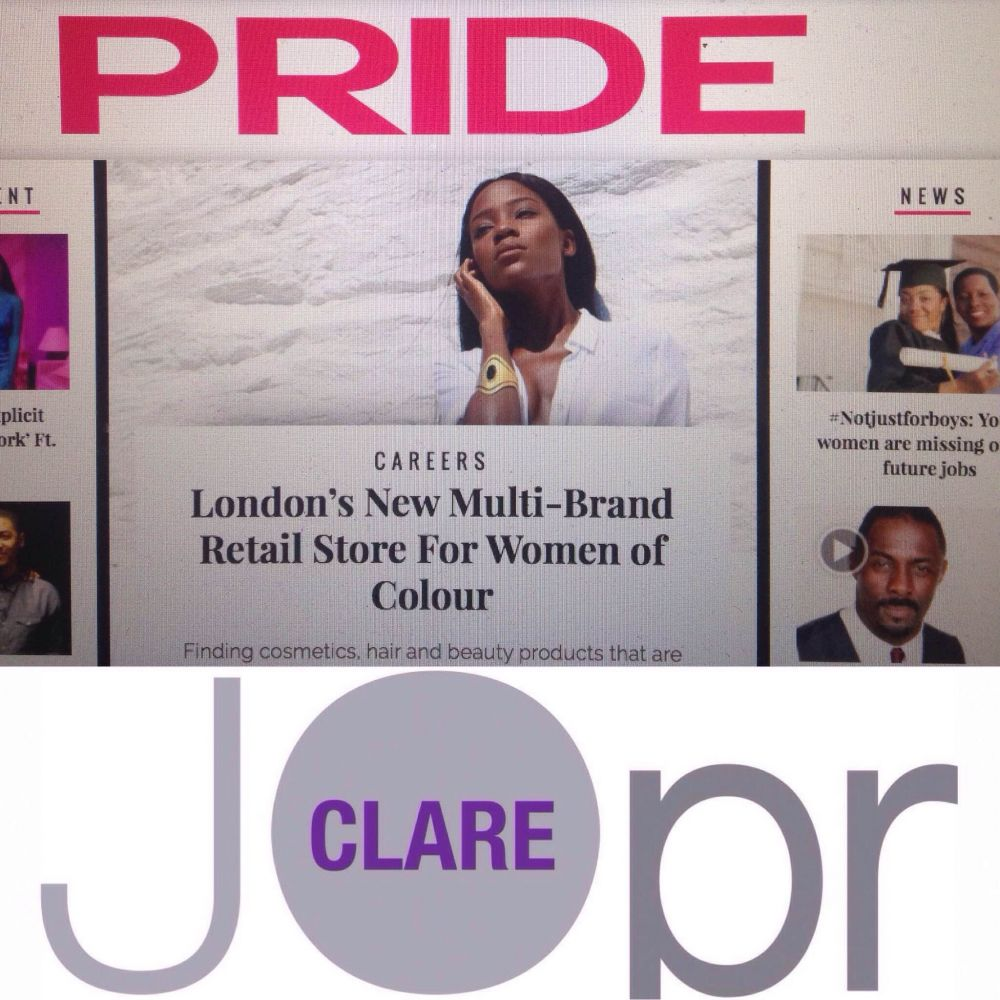 Press: @Bar Ldn Store Launch featured by Pride Magazine