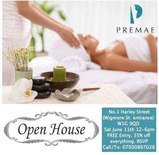 Premae Open House Events welcomes new clients to try before they buy