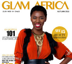 Premae's Popup shop featured in Glam Africa