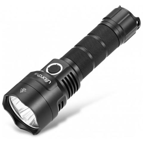 58% off Utorch C8F 3500lm Triple Reflector Tactical LED Flashlight – BLACK Gearbest Coupon Promo Code