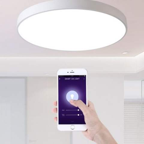 63% off Utorch UT30 + Smart Voice Control LED Ceiling Light with Remote Controller 18W AC 220V – WHITE 30CM / REMOTE CONTROL Gearbest Coupon Promo Code