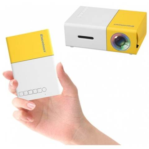 24% off Excelvan YG300 Home Mini Projector Gearbest Coupon Promo Code