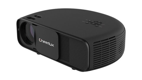 Cheerlux CL760 - Cheerlux CL760 3000 Lumens LCD Projector Gearbest Coupon Promo Code