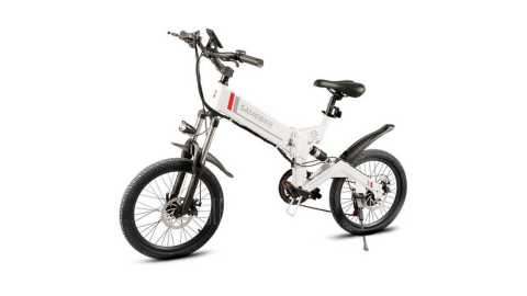 Samebike 20LVXD30 - Samebike 20LVXD30 Folding Smart Electric Bike Geekbuying Coupon Code [Poland Warehouse]