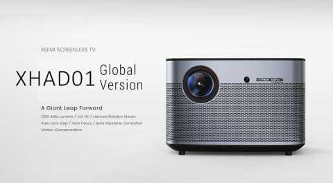 xgimi h2 xhad01 projector