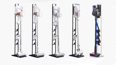 vacuum cleaner stand - Vacumm Cleaner Stand for Dyson V7/V8/V10/V11 Xiaomi Dreame Banggood Coupon Code [Czech Warehouse]