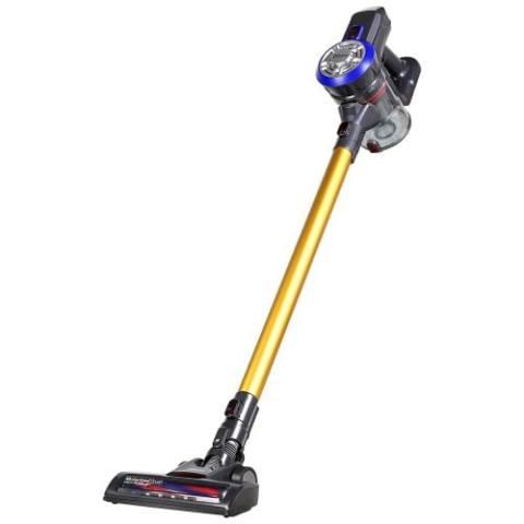 20% off Dibea D18 Cordless Vacuum Cleaner – GOLDEN BROWN EU PLUG Gearbest Coupon [Israel-Arabic]