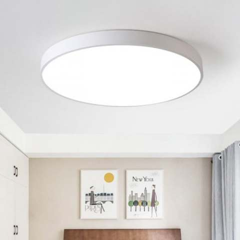 24% off PZE – 911 – XDD Modern Round LED Ceiling Light – WHITE 48W STEPLESS DIMMING LIGHT Gearbest Coupon Promo Code
