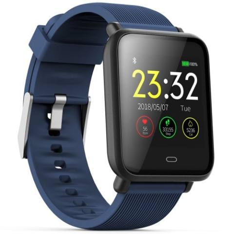 31% off Q9 Waterproof Sports Smart Watch for Android / iOS Gearbest Coupon Promo Code