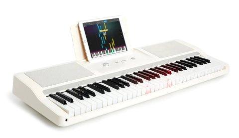 TheONE TOK1 Smart Electronic Organ - Xiaomi TheONE TOK1 61 Keys Smart Electronic Piano Banggood Coupon Code [Czech Warehouse]