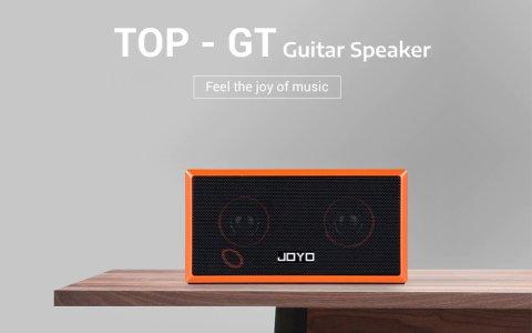 JOYO TOP GT bluetooth Guitar Speaker - JOYO TOP - GT Bluetooth Guitar Speaker Gearbest Coupon Promo Code