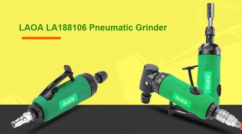 LAOA LA188106 Pneumatic Grinder - LAOA LA188106 Pneumatic Grinder Gearbest Coupon Promo Code