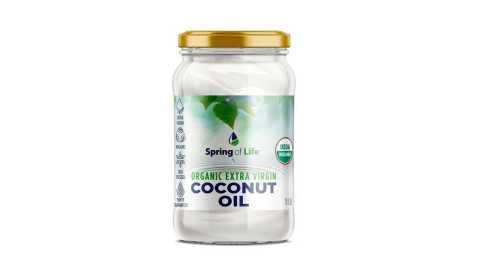 Spring of Life Organic Extra Virgin Coconut Oil - Spring of Life Organic Extra Virgin Coconut Oil Amazon Coupon Promo Code